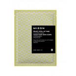 Тканевая маска для лица успокаивающая для экспресс-восстановления Mizon 25мл