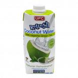 Кокосовая вода с зеленым чаем маття (coconut water) Refresh | Рефреш 500мл