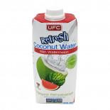 Кокосовая вода с арбузом (coconut water) Refresh | Рефреш 500мл