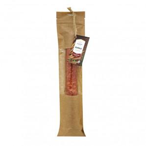 Веганская колбаса постная вялено-копченая Таллинская (vegan sausage) Высший Вкус 250г
