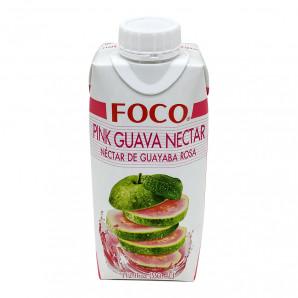 Нектар розовой гуавы FOCO 330мл