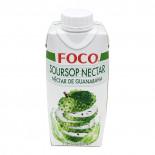 Напиток с нектаром гуанабаны Foco | Фоко 330мл