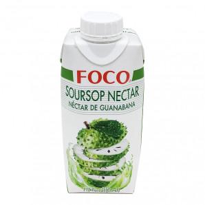 Нектар гуанабаны FOCO 330мл