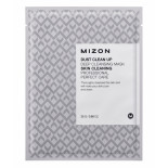 Маска тканевая очищающая I Dust Clean Up Deep Cleansing Mask Mizon 25г
