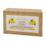 Мыло ручной работы Лимон (handmade soap) Synaa | Синая 100г