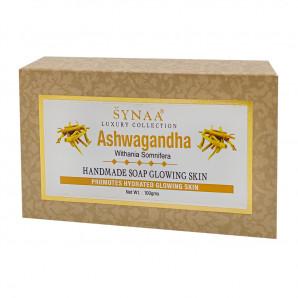 Мыло ручной работы Ашвагандха (handmade soap) Synaa | Синая 100г
