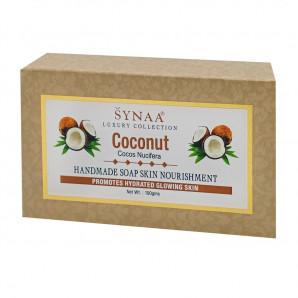 Мыло ручной работы Кокос (handmade soap) Synaa   Синая 100г