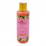 Гель для умывания с розой и шафраном (face wash gel) Indian Khadi | Индиан Кади 210мл