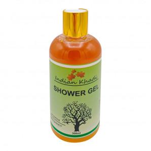 Гель для душа с жасмином и бергамотом (shower gel) Indian Khadi   Индиан Кади 300мл