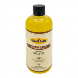 Шампунь для роста волос с шафраном и базиликом Khadi | Кади  300мл