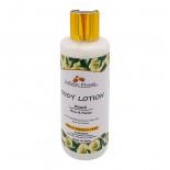 Питательный лосьон для тела с розой и медом (body lotion) Indian Khadi | Индиан Кади 210мл