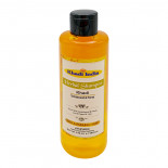 Травяной шампунь для волос Сандал и мёд (shampoo) Khadi | Кади 210мл