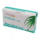 Аюрведическое мыло с Алое Вера (ayurvedic soap) Patanjali | Патанджали 75г