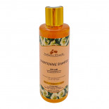 Шампунь-кондиционер с сандалом и медом (shampoo-conditioner) Indian Khadi | Индиан Кади 210мл