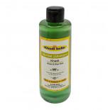 Травяной шампунь против перхоти Ним и алоэ вера (shampoo) Khadi Natural 210мл