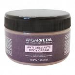 Антицеллюлитный крем для тела с имбирем и кофе (anti-cellulite cream) Amsarveda | Амсарведа 200мл