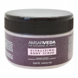 Тонизирующий скраб для тела (body scrub) Amsarveda | Амсарведа 200г