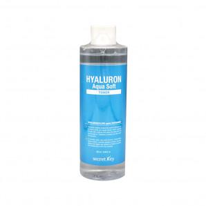 Гиалуроновый тонер | Hyaluron Aqua Soft Toner Secret Key 500мл