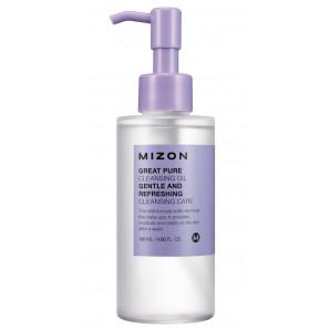 Гидрофильное масло для снятия макияжа I Great Pure Cleansing Oil Mizon 145мл