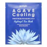 Гидрогелевая маска для лица охлаждающая с экстрактом агавы (hydrogel mask) Petitfee | Петитфи 32г
