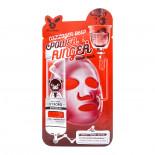 Тканевая маска с коллагеном укрепляющая (Deep power ringer mask pack collagen) Elizavecca | Элизавекка 23мл