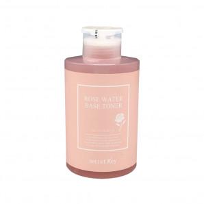 Тонер для лица с экстрактом розы (Rose water base toner) Secret Key | Сикрет Кей 550мл