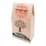 Черный чай с ягодами годжи, клубникой и кэробом (black tea) Royal Forest | Роял Форест 75г