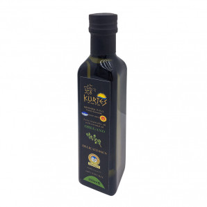 Оливковое масло Extra Virgin с орегано Kurtes 250мл