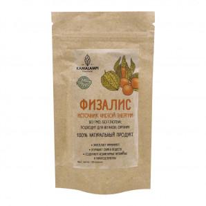 Сушеные плоды физалиса (dried physalis fruits) KAMALAMPI | КАМАЛАМПИ 100г