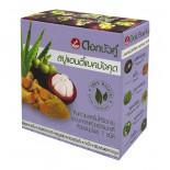 Антибактериальное мыло с Мангустином (soap) Twin Lotus | Твин Лотус 85г