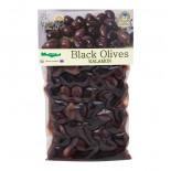 Оливки черные (маслины) сорт Каламон Kurtes 250г