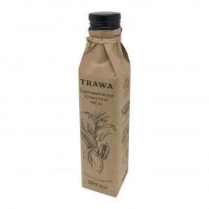 Масло сыродавленное кунжутное TRAWA 250мл
