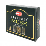 Благовоние конусы Мускус (Musk incense sticks) HEM | ХЭМ 10шт