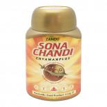 Чаванпраш | Chyawanprash Sona Chandi с золотом Zandu 450г