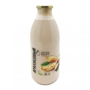 Напиток арахисовый веганский 100% натуральный без сахара Volko Molko 750мл