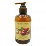 Увлажняющий шампунь для волос с маслом арганы Nature Republic 300мл