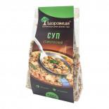Смесь для приготовления супа Старорусский из полбы и зеленой чечевицы (soup mix) Здороведа 250 г