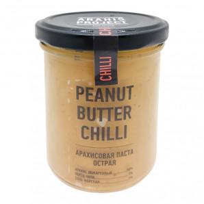 Арахисовая паста с перцем чили (peanut butter) Arahis Project | Арахис Проджект 200г