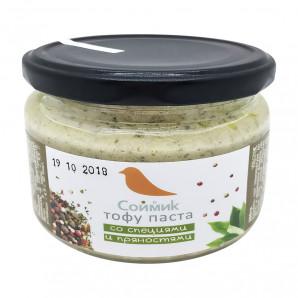 Тофу-паста со специями и пряностями 300г