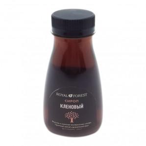 Кленовый сироп без сахара Royal Forest 250г