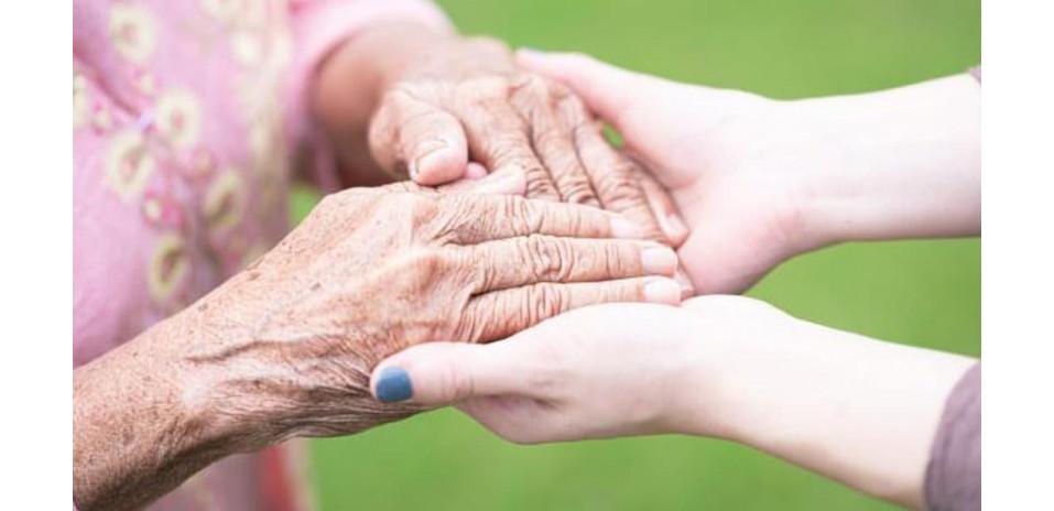 Помогаем пожилым людям в непростые времена общего карантина!