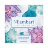 Шоколад на овсяном молочке с ванилью Nilambari 65г
