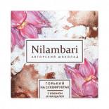 Веганский шоколад горький на сухофруктах с изюмом и миндалем (vegan chocolate) Nilambari | Ниламбари 65г