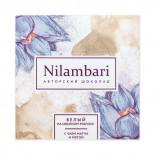 Шоколад белый на овсяном молочке с чаем матча и мятой Nilambari 65г