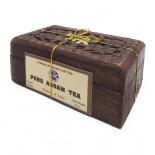 Чай Ассам Халмари в деревянной коробке Bharat Bazaar 50г