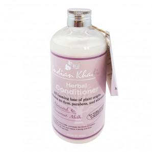 Кондиционер для волос Для чувствительной кожи головы с миндалем и кокосовым молоком Indian Khadi 300мл