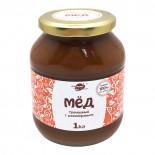 Мед гречишный с разнотравьем 1кг