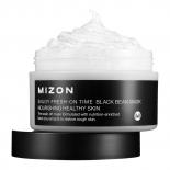 Антивозрастная маска с черными соевыми бобами Mizon 100мл
