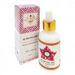 Масло сладкого миндаля косметическое 100% натуральное Shams Natural Oils 30мл