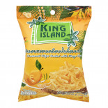 Чипсы кокосовые с манго King Island 40г